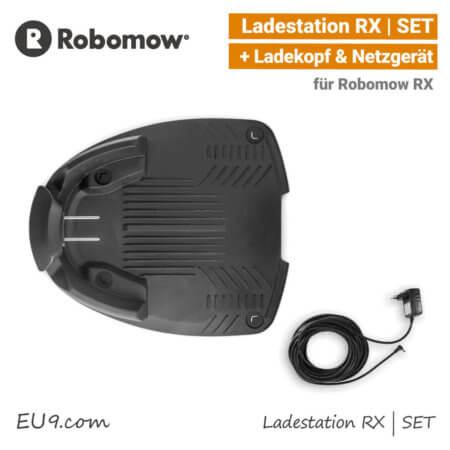 Robomow Ladestation RX Dockingstation RX20 RX50 RX12 Ladekopf Netzgerät EU9