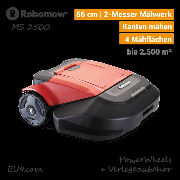 Robomow MS2500 Rasenroboter