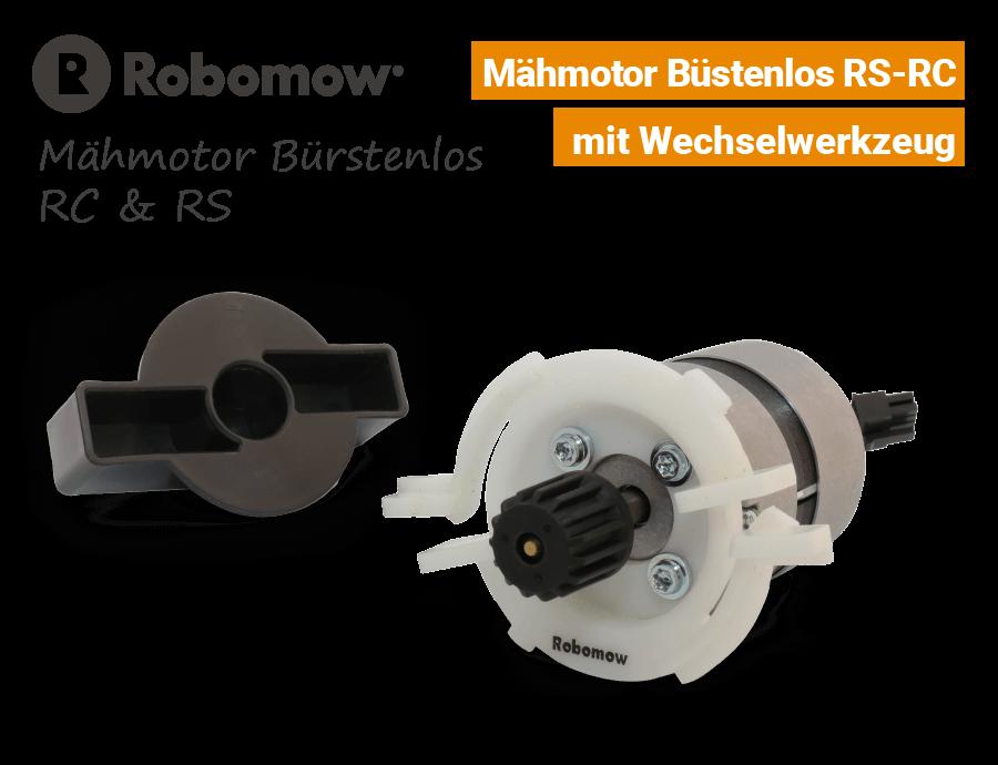 Robomow Mähmotor Bürstenlos RC-RS EU9