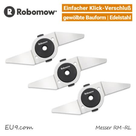 Robomow Messer RM-RL-City 3-Stk SET EU9