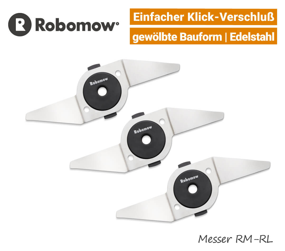 Robomow Messer RM-RL-City 3-Stk SET EU9