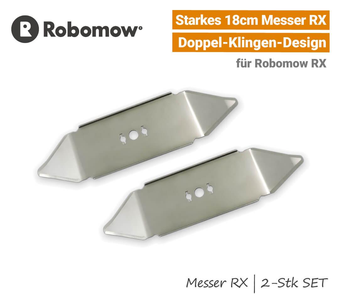 Robomow Messer RX 2-Stk-SET RX12 RX20 RX50 EU9