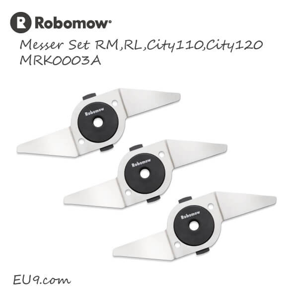robomow messer rx 2stk set g nstig bei eu9 kaufen. Black Bedroom Furniture Sets. Home Design Ideas