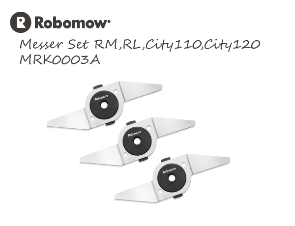 Robomow Messer-Set RM-RL-City110-City120 MRK0003A