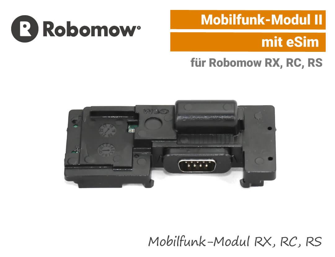 Robomow Mobilfunk Modul II GSM-2 eSim RS RC RX EU9