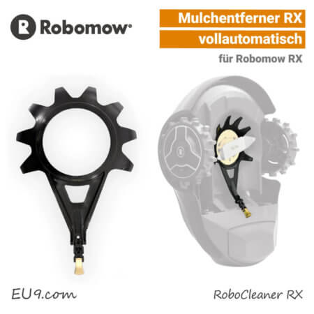 Robomow RoboCleaner RX Mulchentferner RX EU9