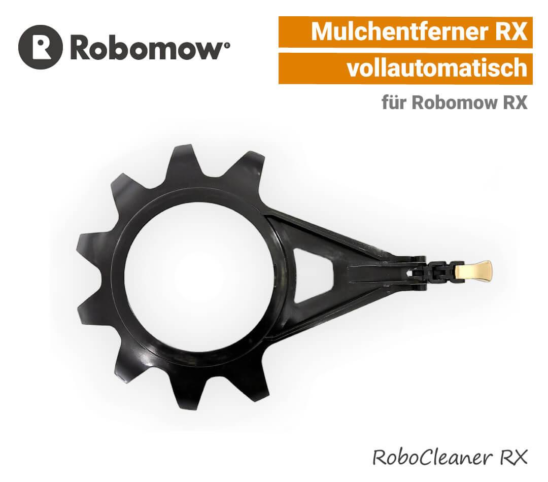 Robomow Mulchentferner RX - RoboCleaner RX - MulchCleaner EU9
