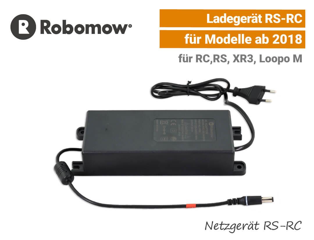 Robomow Netzgerät RC-RS Ladegerät RS-RC EU9