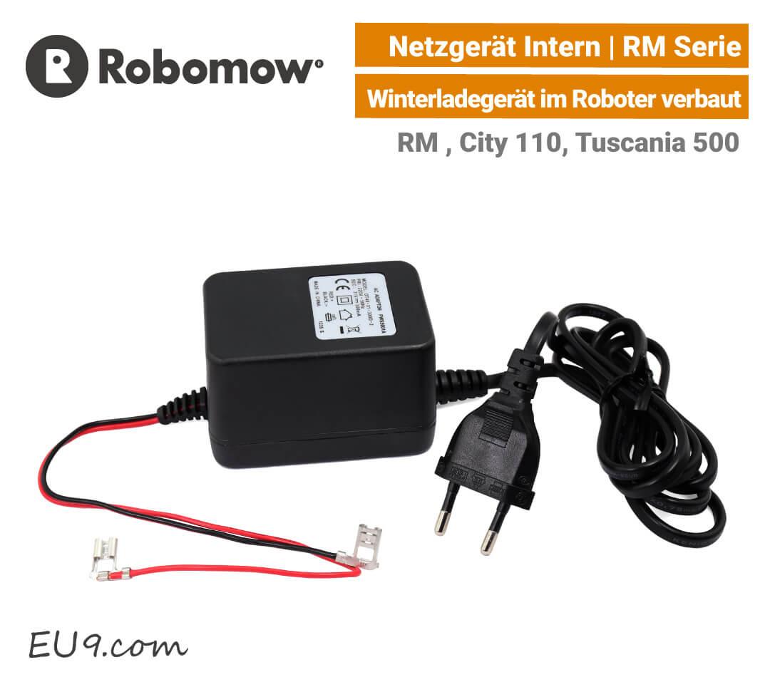 Robomow Netzgerät RM Intern Winter-Ladegerät RM EU9