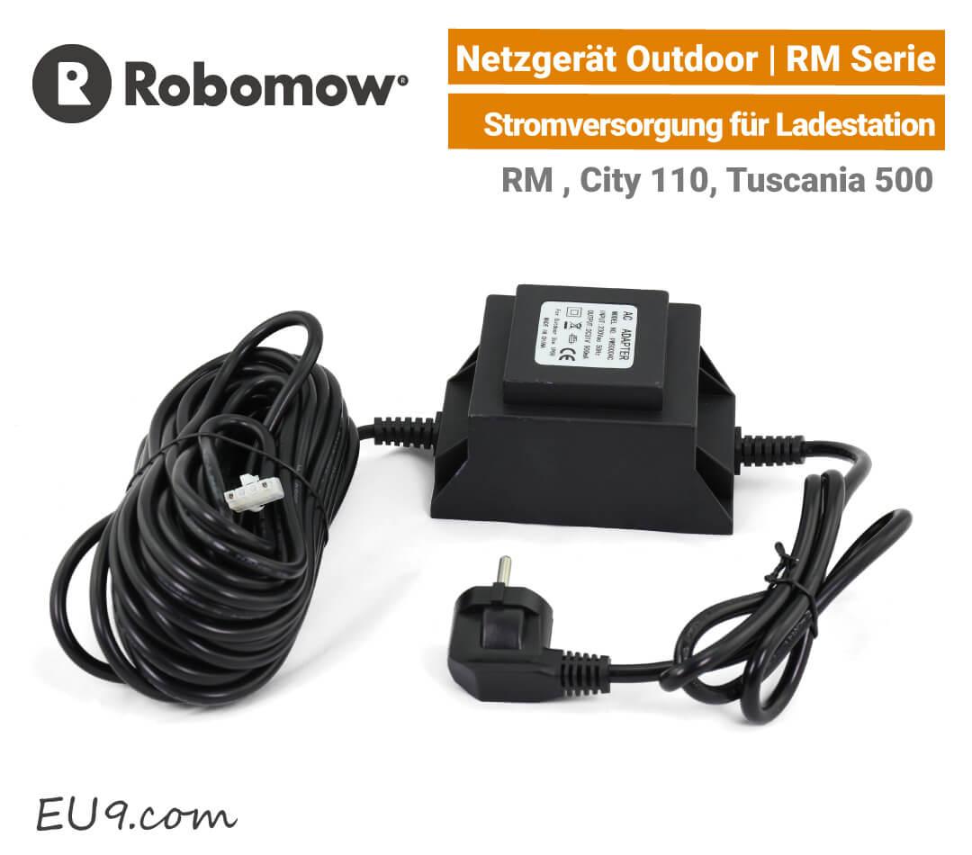 Robomow Netzgerät RM / Ladegerät RM für Ladestation - Outdoor EU9