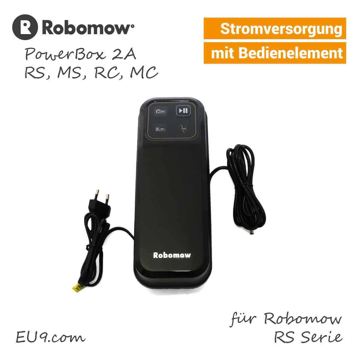 robomow powerbox 2a rc mc rs ms spp7010a eu9. Black Bedroom Furniture Sets. Home Design Ideas