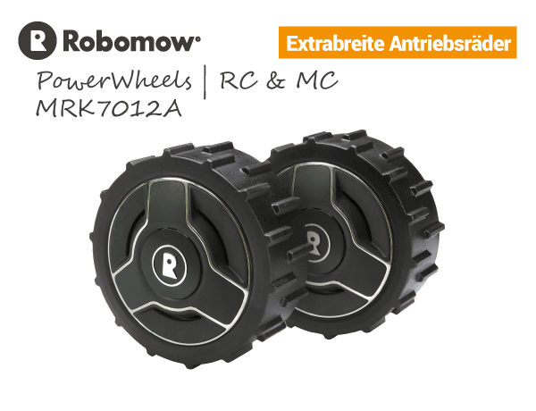Robomow PowerWheels RC-MC-MRK7012A