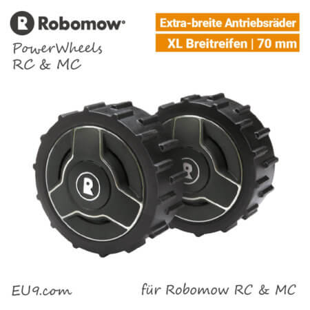 Robomow PowerWheels RC-MC MRK7012A Räder EU9