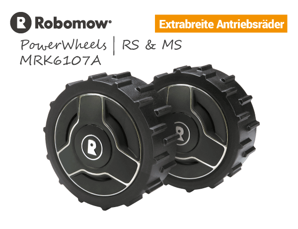 Robomow PowerWheels RS-MS MRK6107A