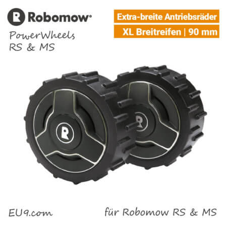 Robomow PowerWheels RS-MS MRK6107A Räder EU9
