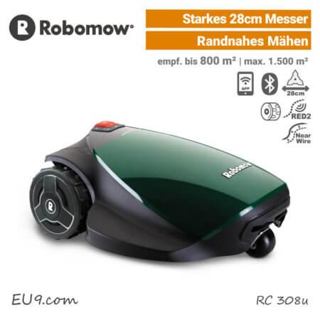 Robomow RC 308 u Mähroboter Rasenroboter EU9