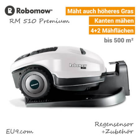 Robomow RM510 Rasenroboter