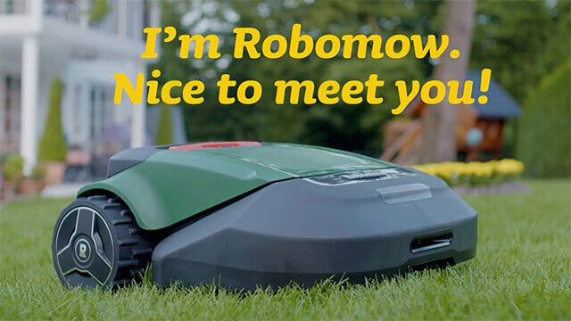 Robomow RS - Video