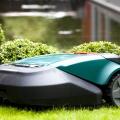 Robomow RS Rasenroboter Teich