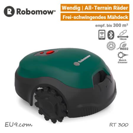 Robomow RT 300 Mähroboter Rasenroboter EU9