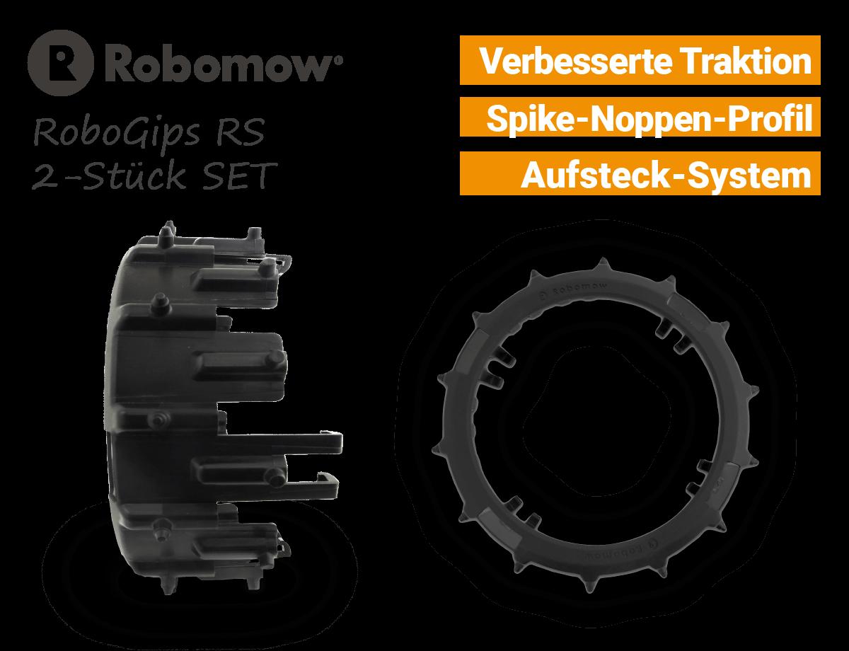 Robomow RoboGrips RS Spikes EU9