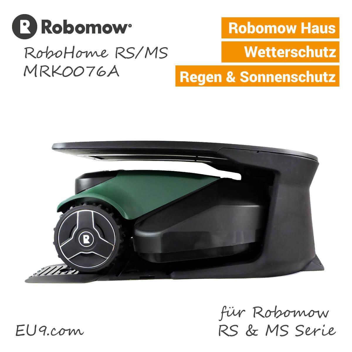 robomow robohome rs ms m hroboter garage g nstig bei. Black Bedroom Furniture Sets. Home Design Ideas