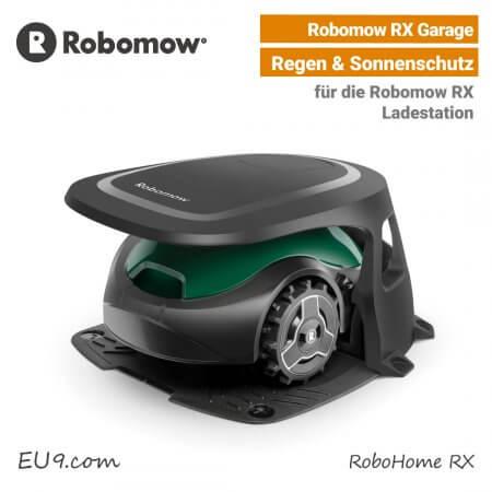 Robomow RoboHome RX - Roboter-Garage mit Robomow RX 20 EU9