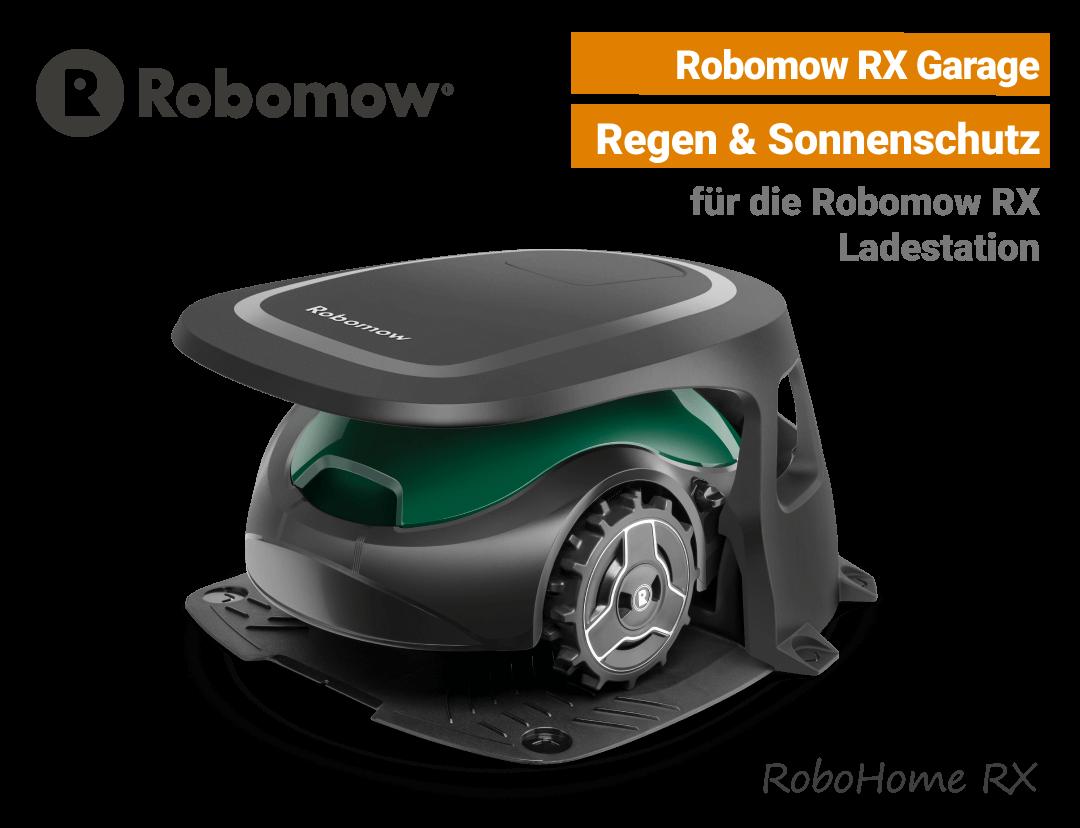 Robomow RoboHome RX - Roboter-Garage EU9