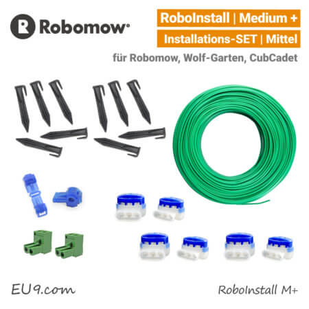 Robomow RoboInstall M Verlege-SET Medium Installations-Kit mittel EU9