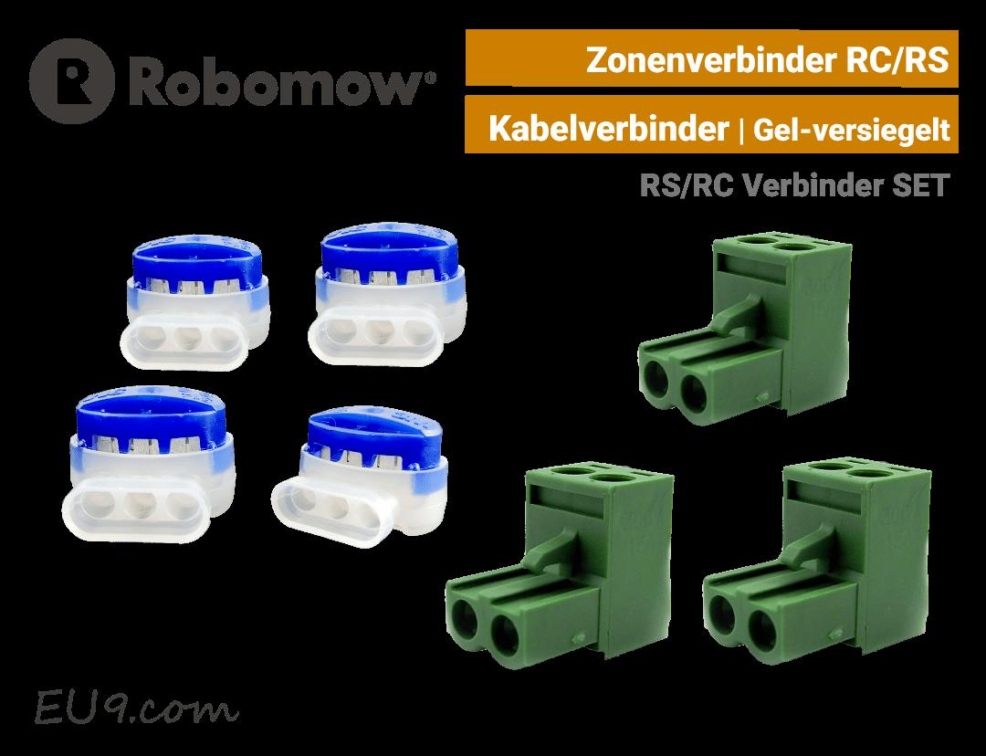 Robomow Zonenverbinder RC-RS Kabel-Anschlussklemme SET EU9
