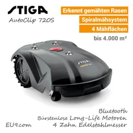 Stiga AutoClip 720S Rasenroboter