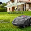 Stiga Autoclip 530 SG GPS Rasenroboter am Rasen EU9