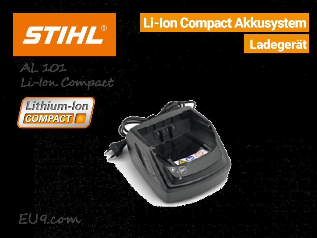 Stihl AL-101 Ladegerät Lithium-Ion Compact