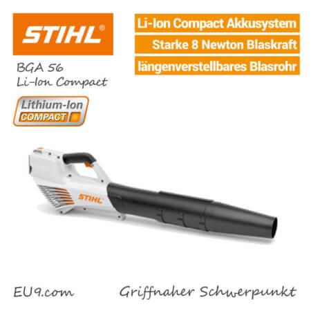 STIHL BGA 56 Laubbläser Lithium-Ion Compact