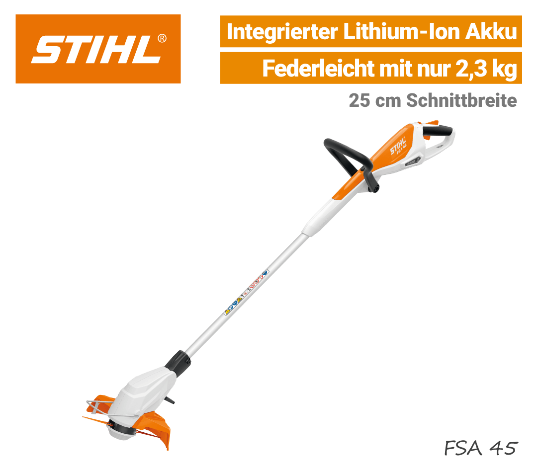 Stihl FSA 45 Akku-Trimmer EU9