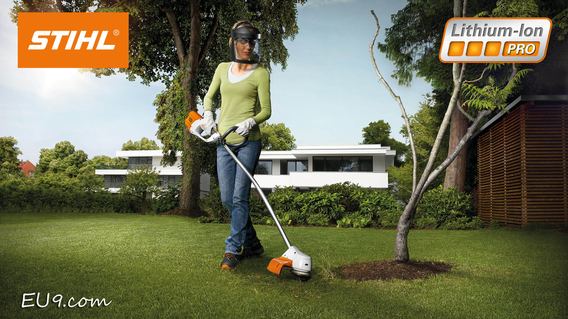stihl fsa 85 akku trimmer li ion pro g nstig bei. Black Bedroom Furniture Sets. Home Design Ideas