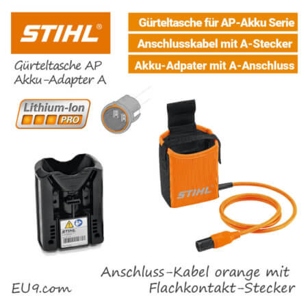 stihl bga 100 akku laubbl ser li ion pro bei eu9 kaufen. Black Bedroom Furniture Sets. Home Design Ideas