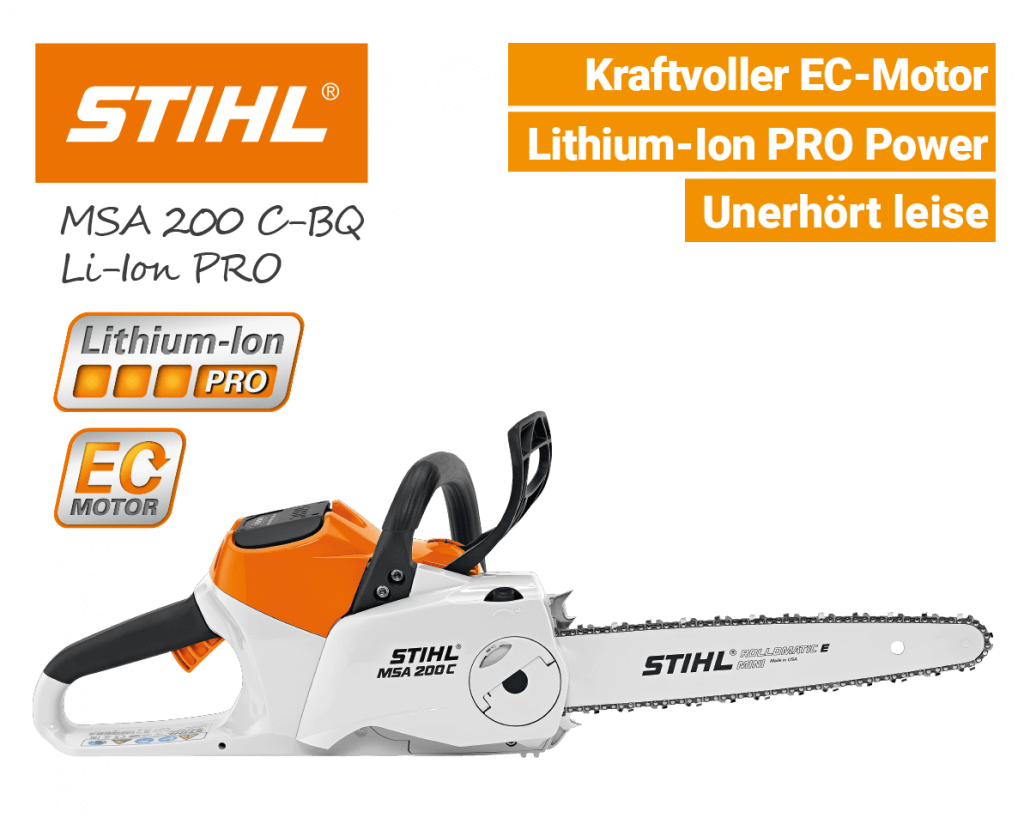 neu 2018 jetzt die stihl pro akkuger te akku rasenm her. Black Bedroom Furniture Sets. Home Design Ideas