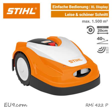 Stihl RMi 422 P Mähroboter-Rasenroboter EU9
