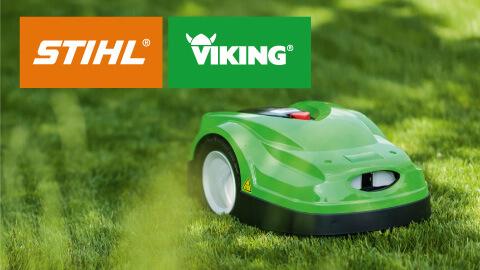Stihl Viking iMow Mähroboter