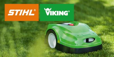 Stihl-Viking Mähroboter-iMow