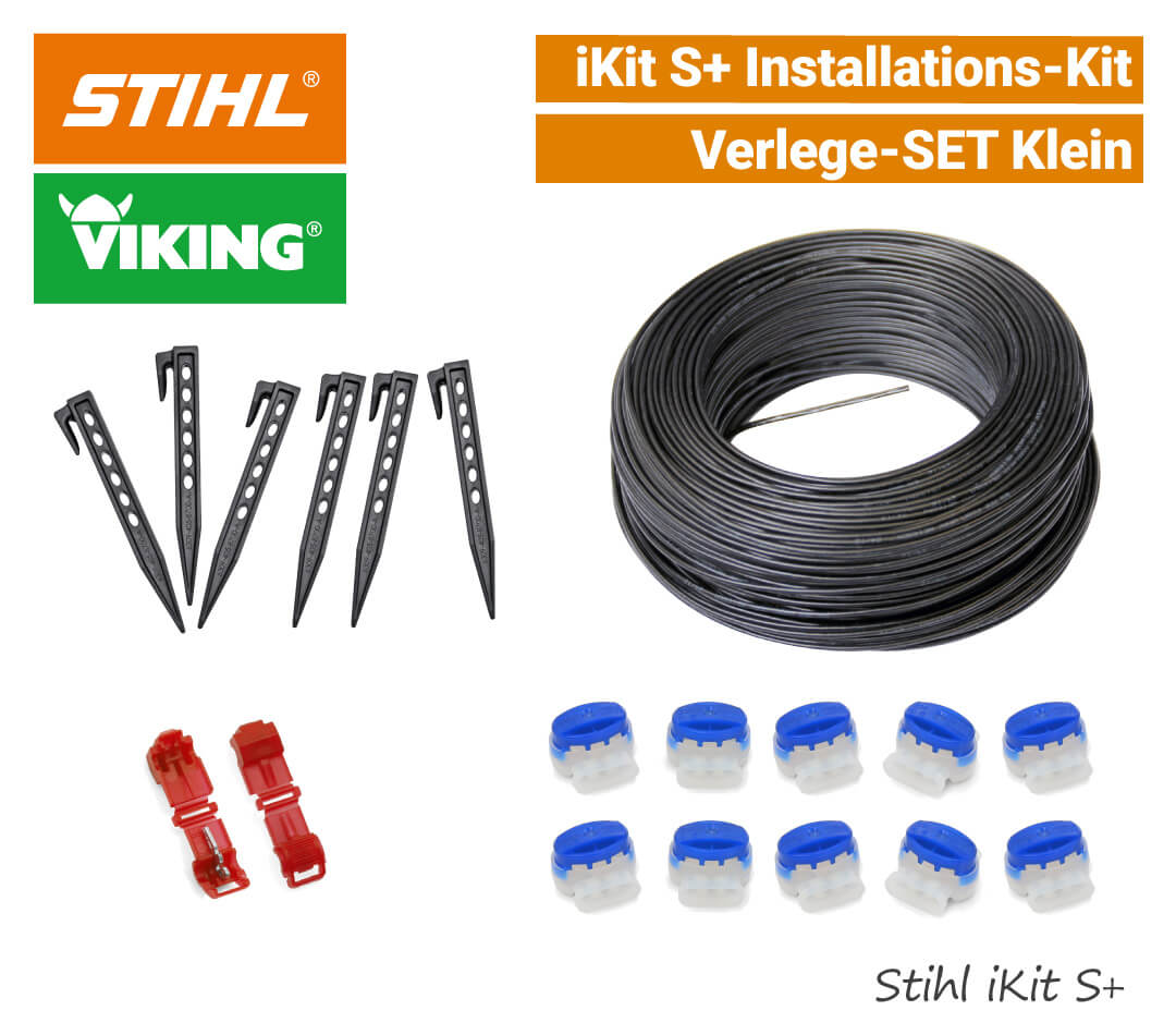 Stihl Viking iKit S Installations-Kit Klein EU9