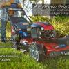 TORO 20960 4WD Allrad Automatic Drive - Mäht den Rasen