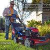 TORO 20960 4WD Allrad Automatic Drive - Rasenmähen im Garten