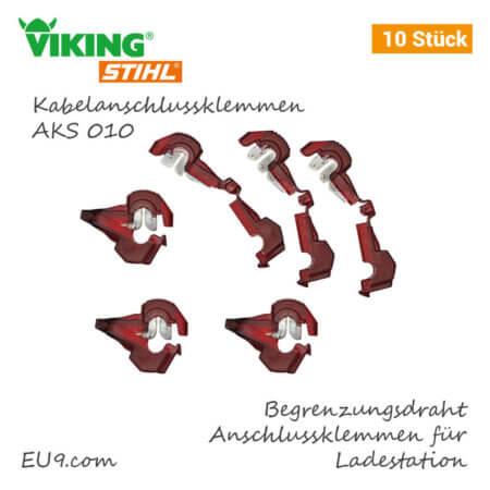 Viking Kabelanschlussklemmen AKS-010 iMow 6909-007-1095