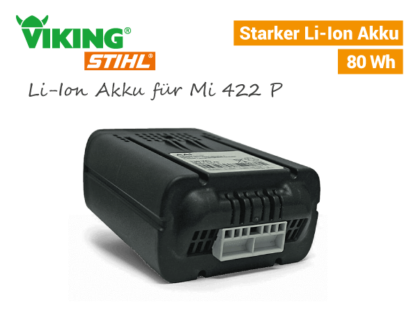 Viking Li-Ion Akku Mi 422 P iMow