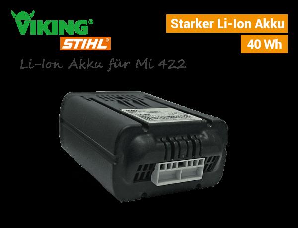 Viking Li-Ion Akku Mi 422 iMow