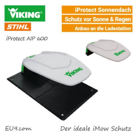 Viking IProtect Sonnen-Dach Robotergarage AIP-600 Mi 632 Mi 422 IMow EU9