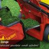 Wolf-Garten 72V Akku-Rasenmäher Rasenschutz