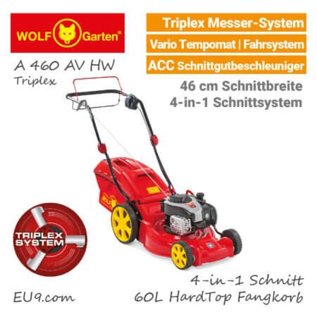 Wolf-Garten A 460 AV HW Triplex EU9